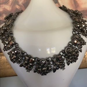 Great statement piece WHBM necklace.